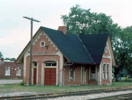GTW Gaines Depot